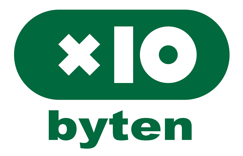 x10 byten
